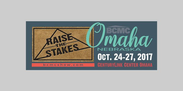 BCMC Show - Omaha NE - 24th to 27th October 2017